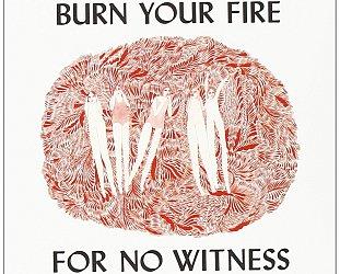 Angel Olsen: Burn Your Fire For No Witness (Jagjaguwar)
