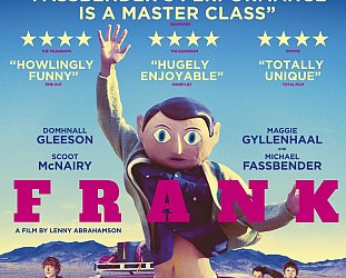 FRANK a film by LENNY ABRAHAMSON