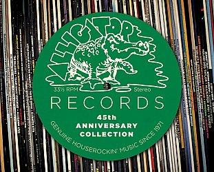 Various Artists: Alligator Records 45th Anniversary Collection (Alligator/Southbound)