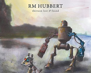 RM Hubbert: Sunbeam Melts the Hour (2012)