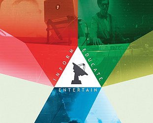 INFORM-EDUCATE-ENTERTAIN; THE DVD by PUBLIC SERVICE BROADCASTING  (Test Card/Southbound DVD)