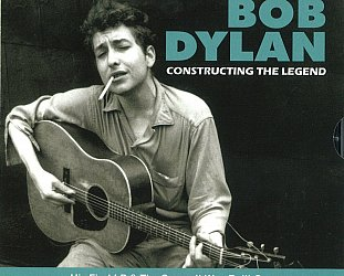 Various Artists: Bob Dylan, Constructing the Legend (BDA/Triton):