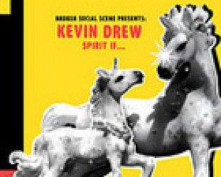 Kevin Drew, Spirit If . . . (Shiny/Rhythmethod)
