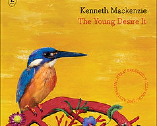 THE YOUNG DESIRE IT by KENNETH MacKENZIE
