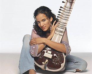 ANOUSHKA SHANKAR INTERVIEWED (2008): Never in the shadow