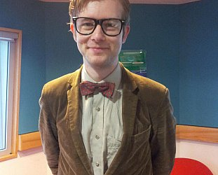 PUBLIC SERVICE BROADCASTING INTERVIEWED (2014): Space is the place