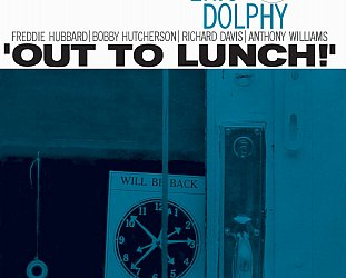Eric Dolphy: Out to Lunch (1964)