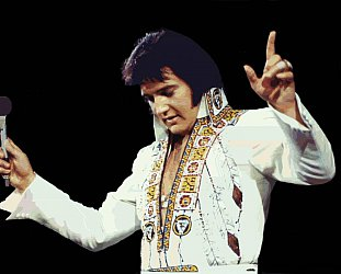 ELVIS PRESLEY (2013): The King is gone but he's not forgotten