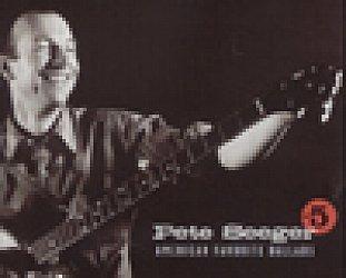Pete Seeger: American Favourite Ballads Vol 5 (Folkways/Elite)