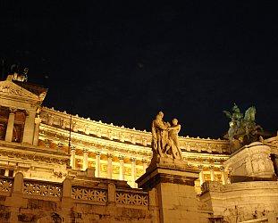Rome, Italy: The healing doll