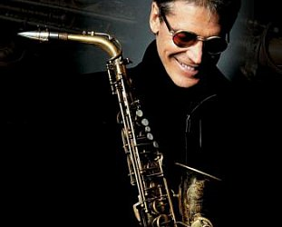 "DAVID SANBORN, JAZZ AND ELSEWHERE SAXOPHONIST INTERVIEWED (1992): Where it's at, wherever ""at"" is at."