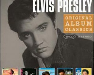 THE BARGAIN BUY: Elvis Presley; Original Classic Albums