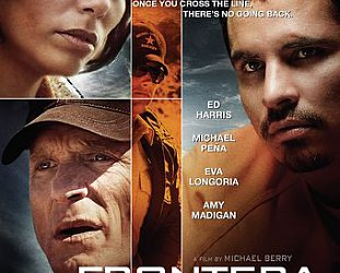FRONTERA, a film by MICHAEL BERRY (Anchor Bay DVD/Blu-Ray)