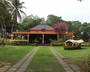 Kuching, Sarawak: Location, location, location