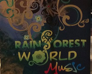 THE WORLD COMES TO SARAWAK (2104): The Rainforest World Music Festival