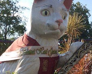 Kuching, Sarawak: A welcome return to cat city