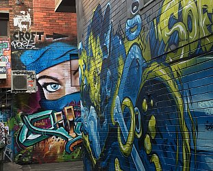 MELBOURNE'S GRAFFITI ART (2015): Take a walk on the multicolour side
