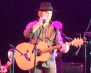 SJD and Shayne Carter, Mercury Theatre, Auckland, October 10 2015