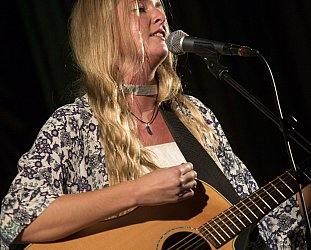 Jamie McDell, Crystal Palace, Auckland.  May 16, 2015