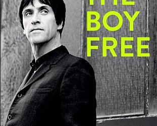 SET THE BOY FREE, the autobiography by JOHNNY MARR