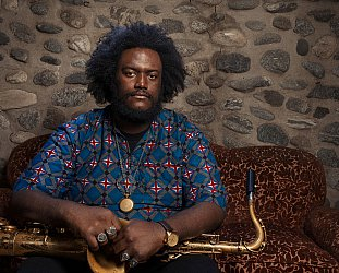 KAMASI WASHINGTON; THE EPIC (2015): Sometimes bigger is much better