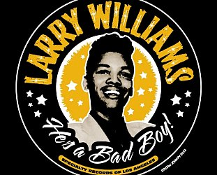 Larry Williams: Bad Boy (1959)