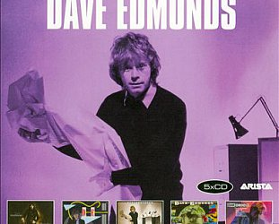 THE BARGAIN BUY: Dave Edmunds: Original Album Classics