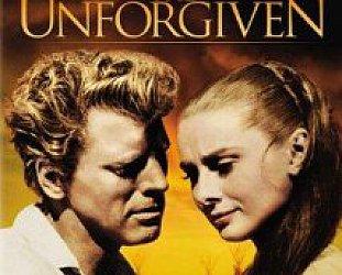 THE UNFORGIVEN, a film by JOHN HUSTON (Triton DVD)