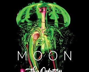Moon: The Orbitor (Golden Robot)
