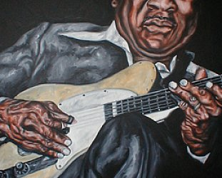 CAN'T BE SATISFIED, THE LIFE AND TIMES OF MUDDY WATERS by ROBERT GORDON