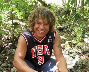Niue, South Pacific: The world according to Tony
