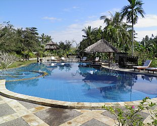 Ubud, Bali: Sinking into luxury