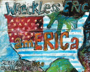 Wreckless Eric: amERICa (Fire)