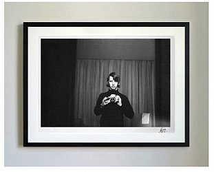 RINGO STARR, PHOTOGRAPHER TO THE STARS (2103): Photograph by Ringo Starr