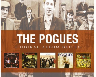 THE BARGAIN BUY: The Pogues; Original Album Series