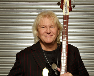 CHRIS SQUIRE OF YES INTERVIEWED (2014): A career that's no disgrace