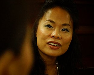 THE FAMOUS ELSEWHERE WORLD MUSIC QUESTIONNAIRE: Van-Anh Vo of Hanoi Masters