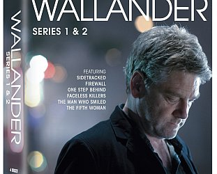 WALLANDER, SERIES 1 and 2, the television series based on books by HENNING MANKELL (BBC DVD)