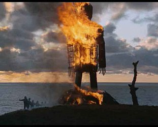 THE WICKER MAN, a film by ROBIN HARDY: The pagans in our presence