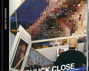 CHUCK CLOSE, a doco by MARION CAJORI (Madman DVD)