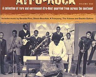 Various Artists: Afro-Rock Volume One (Strut)