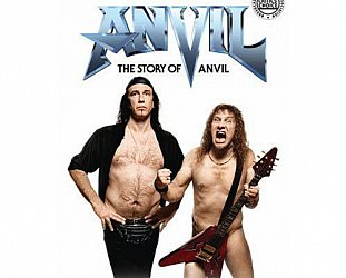 ANVIL! THE STORY OF ANVIL, a film by SACHA GERVASI