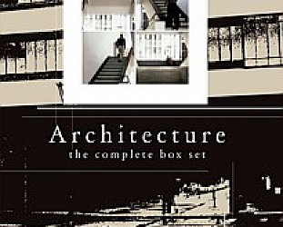 ARCHITECTURE; THE COMPLETE BOX SET (Five DVDs, Ovation/Southbound)