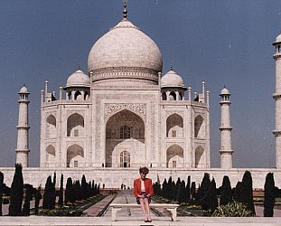 Maharashtra state, India: The Taj Mahal that isn't