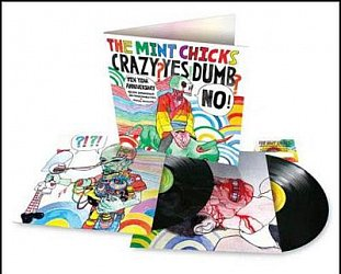 RECOMMENDED REISSUE: The Mint Chicks; Crazy? Yes! Dumb? No! (Warners)