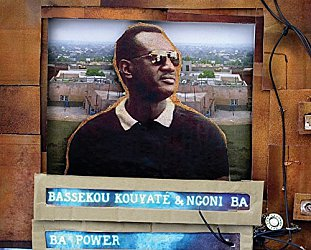 Bassekou Kouyate and Ngoni Ba: Ba Power (Glitterbeat)