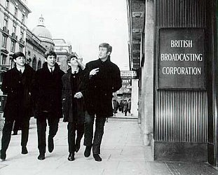 THE BEATLES; LIVE IN 95: All back to the Beeb