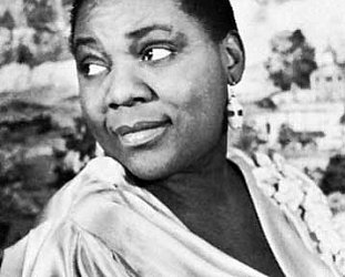 BESSIE SMITH: The Empress of the Blues -- and jazz? (1991)