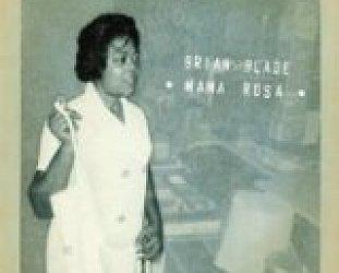 Brian Blade: Mama Rosa (Verve Forecast/Universal)