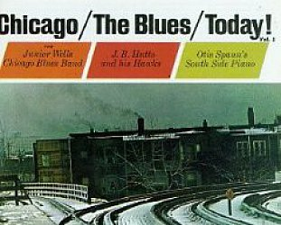 Various Artists; Chicago/The Blues/Today! Vol 1 (1966)